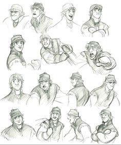 by Jin Kim  ✤ || CHARACTER DESIGN REFERENCES | キャラクターデザイン | çizgi film • Find more at https://www.facebook.com/CharacterDesignReferences & http://www.pinterest.com/characterdesigh if you're looking for: bandes dessinées, dessin animé #animation #banda #desenhada #toons #manga #BD #historieta #sketch #how #to #draw #strip #fumetto #settei #fumetti #manhwa #cartoni #animati #comics #cartoon || ✤