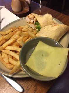 Woman who asked for cheese with her Nando's chicken wrap didn't expect this
