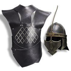 Authentic Replica of Unsullied Helm and Armor Set