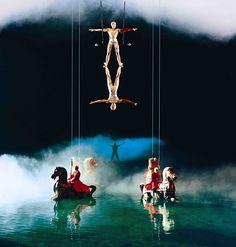 m.cirquedusoleil,co, | Las Vegas tem 7 shows do Cirque du Soleil