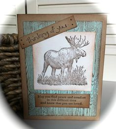 """""""Walk in the Wild"""", Stampin' Up!"""
