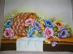 Αποτέλεσμα εικόνας για liliane machado pintura em tecido
