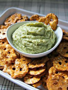 Avocado Hummus | The Decor Fix