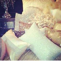 Sparkly Pillows♥♥