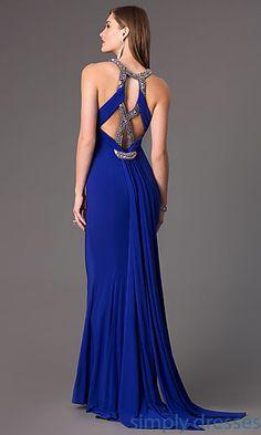 Unique Back Design dress