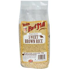 Bob's Red Mill, Sweet Brown Rice, 27 oz (765 g) Bob's Red Mill,http://www.amazon.com/dp/B005CD3ASE/ref=cm_sw_r_pi_dp_bjSCtb0T77DH1MZE