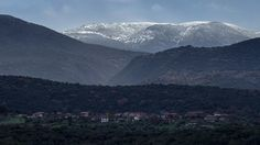 Arcadian mountains