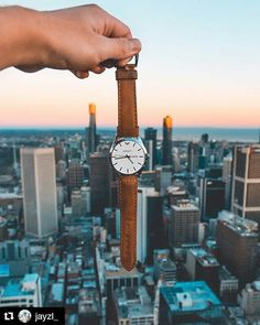Looks like #Spring is coming to #Melbourne! Shot by #CROFTfamily @jayzl_ #watches #croftwatches #MyAdventureMyStyle
