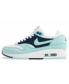 Order Nike Air Max 1 Womens Shoes Blue Official Store UK 1683 Mens Sale a4a1e59e1