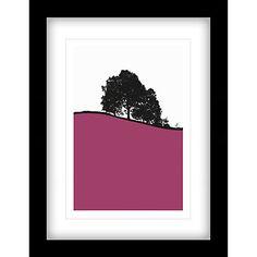 Buy Jacky Al-Samarraie - Hawkshead Framed Print, 44 x 34cm Online at johnlewis.com