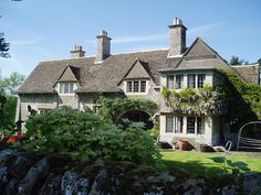Pastures House, by CFA Voysey by stevecadman, via Flickr