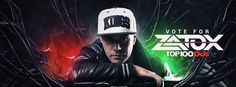 Zatox  My Strength Is Hardstyle ( 4K Official Videoclip )