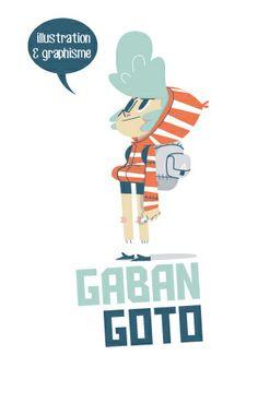 create by. GABAN GOTO