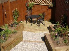 small garden ideas planters