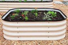 Modular Raised Bed | Zincalume® Steel | Gardener's Supply