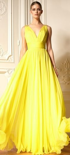 Canary Yellow  ♥✤