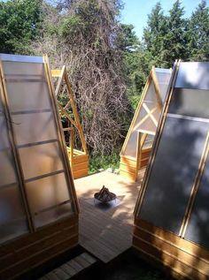 Swamp Hut Moskow Linn Architects