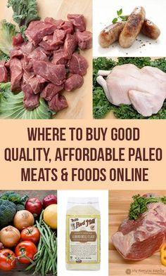 Where to Buy Paleo Meats & Foods Online - I love getting a cooler full of delicious, healthy affordable food at my door!