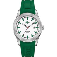 abc3bc53a4 Summer watch for hubby Lacoste Polo, High Jewelry, Cool Watches, Watches  For Men