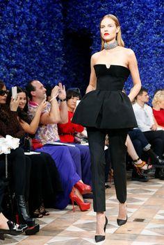 Christian Dior Haute Couture F/W 2012 Paris Fashion Week