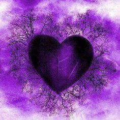 Pinned by sherry decker Purple Love, All Things Purple, Deep Purple, Purple Stuff, Heart Wallpaper, Purple Wallpaper, Bullet Journal Books, Book Journal, Neon Aesthetic