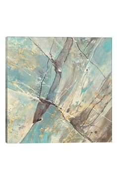 iCanvas 'Blue Water II' Giclée Print Canvas Art