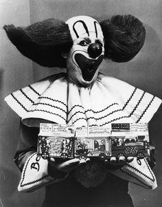 Bozo the Clown 1950s
