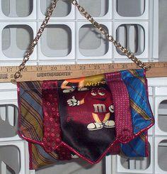 M Necktie Bag by manngratz, via Flickr
