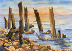 Winnipeg Beach opens new art gallery for town's centennial - NewsWinnipeg. Wave Studio, Play Clay, My Works, New Art, Fresh Water, Art Gallery, Waves, Tours, Beach