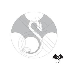 Logo Guidelines, Logo Sketches, Learning Logo, Affinity Designer, Marca Personal, Logo Concept, Animal Logo, Cool Logo, Art Logo