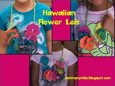Looking for a creative way for your students to practive sight words?  Try sight word necklaces - Hawaiian style!  Make a High Frequency Word Lei $