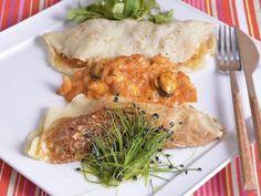 Receta | Crepes de marisco - canalcocina.es