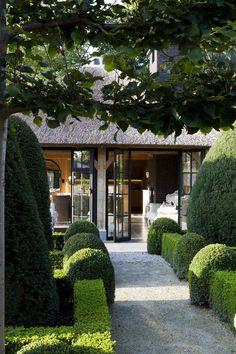 Cottage bijgebouw poolhouse | Bogarden