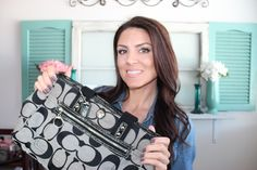 THIS WORKS!  My Coach bags came out super clean and saved me $$$ from getting it professionally cleaned!