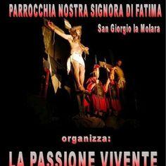AccadeinCampania: Passione di Cristo a San Giorgio la Molara 2014