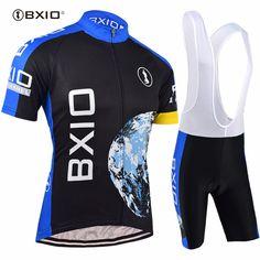 BXIO Cycling Sets Bike Bicicleta Cycling Clothing Mountain Bike Cloth Wielerkleding Top Rate Moon Team Ropa Ciclismo 055 #Affiliate