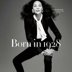 China Machado: Avedon's Muse Talks Modeling at 83