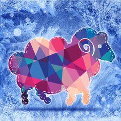 Модная овечка