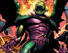 Annihilus.  Lord of the Negative Zone.