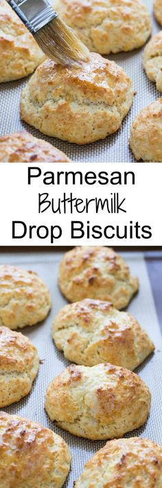 You will love how simple and delicious these drop biscuits are. They are full of flavor and can be ready in a matter of minutes. Parmesan Buttermilk Drop Biscuits are loaded with parmesan cheese and garlic, so you get an incredible flavor profile. The texture is soft and tender, which makes them perfect for serving alongside an elegant meal. If you are looking for a special biscuit, this recipe is for you!