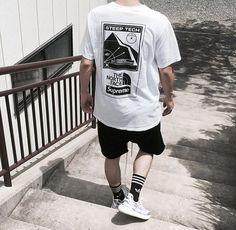 Look Masculino Meias Longas Adidas