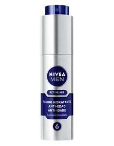 FLUIDO HIDRATANTE ANTI-EDAD ACTIVE AGE | NIVEA MEN
