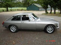 MGB gt..... I STILL want one :)
