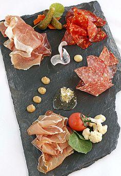 """Charcuterie Board from restaurant """"THE MED"""" La Valencia Hotel #lavalencia #lajolla #FineDining"""