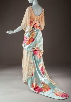 Evening Dress, ca. 1912  Callot Soeurs