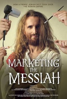 Marketing the Messiah (2020) How much do you *really* know about how Christianity got started? Whether you are a Christian, atheist, or member of another faith, it's impossible to ignore the impact that Christianity has had on Western civilization. But most people, including many Christians, don't have a solid grasp of the history of early Christianity - even though it's hinted at in the New Testament. Many people still think the gospels were written by the people whose names... Early Christian, Fiction Film, Do You Really, Documentary Film, Movies To Watch, True Stories, Christianity, Documentaries