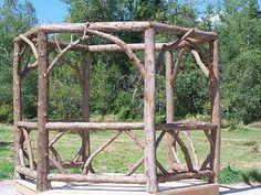 Rustic Garden Furniture | RUSTIC FURNISHINGS & GAZEBOS - Rustic Furniture,Outdoor Furniture ...