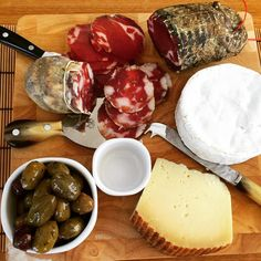 Cheeses & Meats