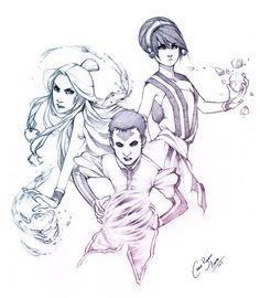 .: Avatar :. by Charlie-Bowater.deviantart.com on @DeviantArt