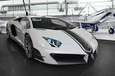 Awesome Custom 'Stinger' Lamborghini Aventador